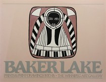 BAKER LAKE PRINTS - BOOK - 129723