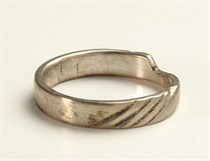 Sterling Silver Ring - 149707