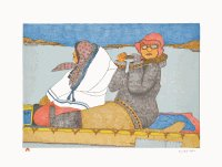 2014 Cape Dorset Inuit Art Print Collection featuring Inuit Art of the finest quality and selection, from emerging Inuit Artists and Master Inuit Artists, from Canada's Leading Inuit Art Retailer