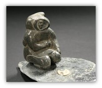 Inuit Art History-Canadian Arctic Art History-Inuit traditions and lifestyle