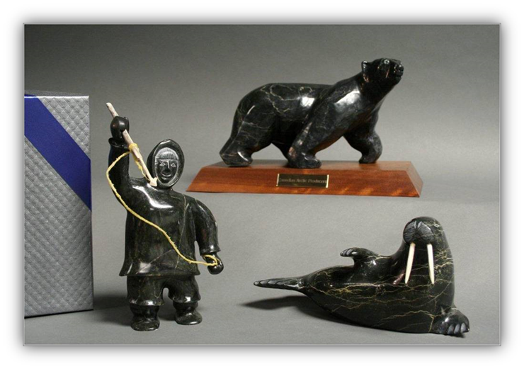 Inuit Art-Corporate Gifts and Recognition Awards-Canadian Arctic Art-Prizes-Awards